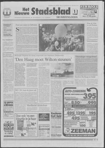 Het Nieuwe Stadsblad 1995-01-25