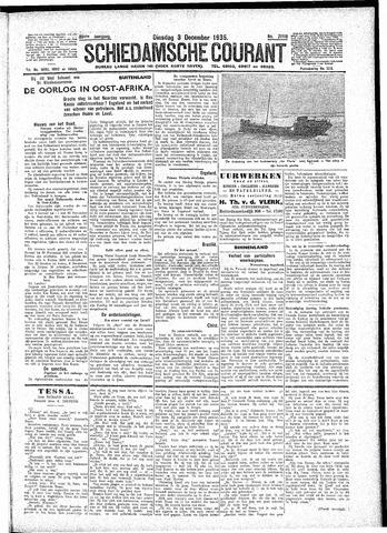 Schiedamsche Courant 1935-12-03