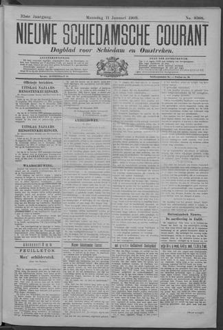 Nieuwe Schiedamsche Courant 1909-01-11