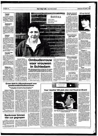 Het Vrije volk 1988-04-26