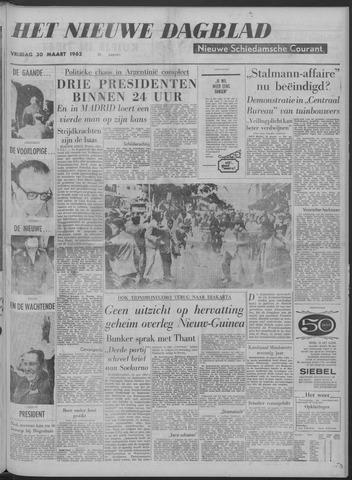 Nieuwe Schiedamsche Courant 1962-03-30