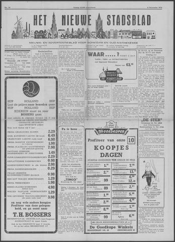 Het Nieuwe Stadsblad 1950-11-06