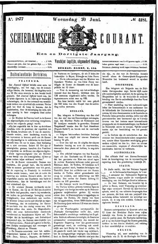 Schiedamsche Courant 1877-06-20