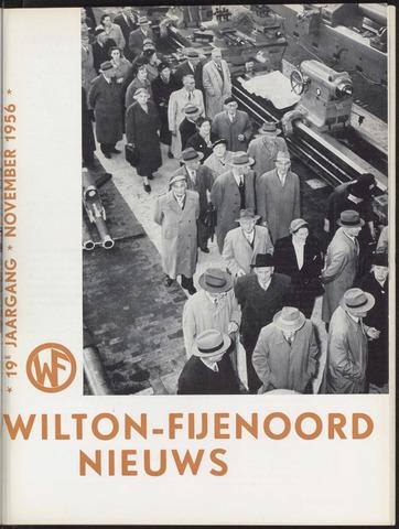 Wilton Fijenoord Nieuws 1956-11-01