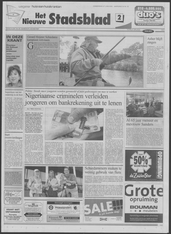 Het Nieuwe Stadsblad 2002-06-27
