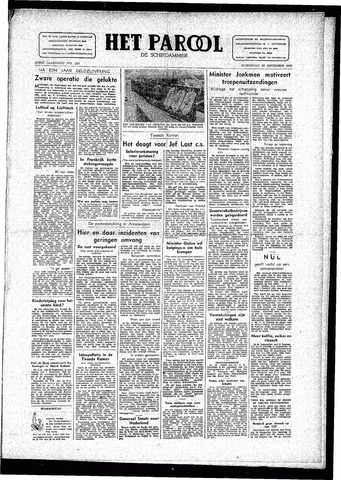 Rotterdamsch Parool / De Schiedammer 1946-09-25