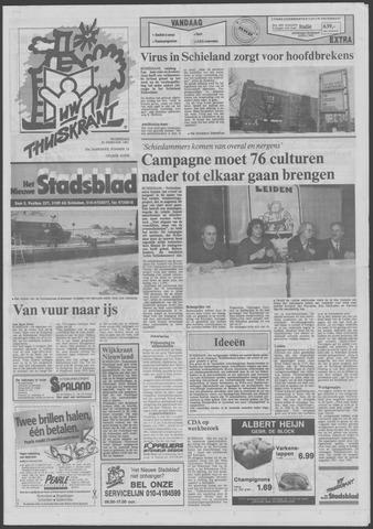Het Nieuwe Stadsblad 1991-02-20