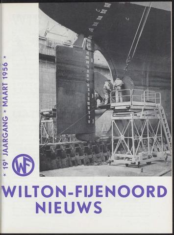 Wilton Fijenoord Nieuws 1956-03-01