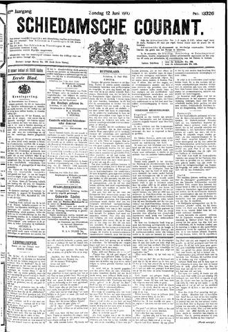 Schiedamsche Courant 1910-06-12