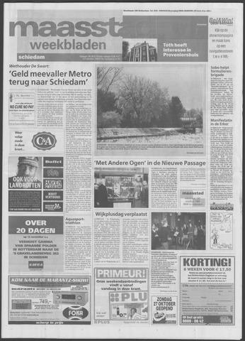 Maaspost / Maasstad / Maasstad Pers 2002-10-23