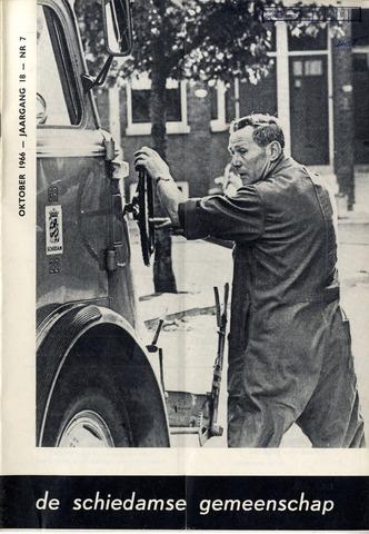Schiedamse Gemeenschap (tijdschrift) 1966-10-01