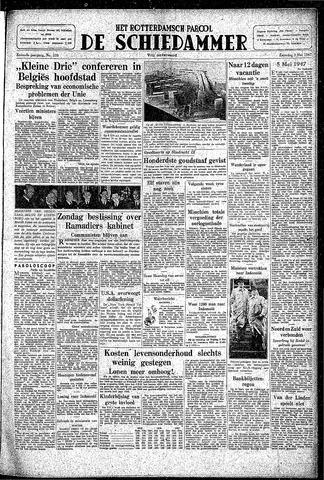 Rotterdamsch Parool / De Schiedammer 1947-05-03