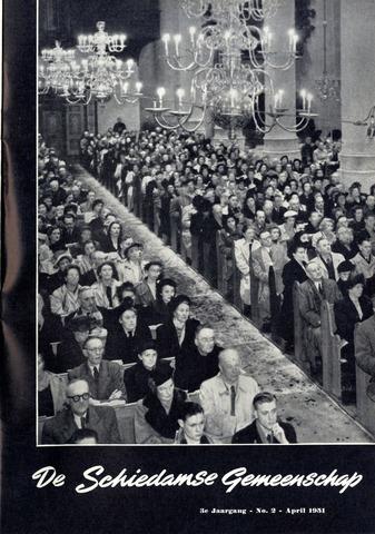 Schiedamse Gemeenschap (tijdschrift) 1951-04-01