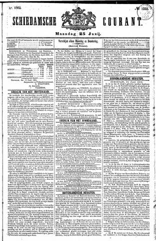 Schiedamsche Courant 1862-06-23
