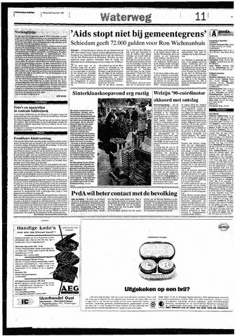 Rotterdamsch Nieuwsblad / Schiedamsche Courant / Rotterdams Dagblad / Waterweg / Algemeen Dagblad 1993-12-02