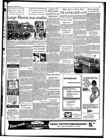 Rotterdamsch Parool / De Schiedammer 1963-04-22
