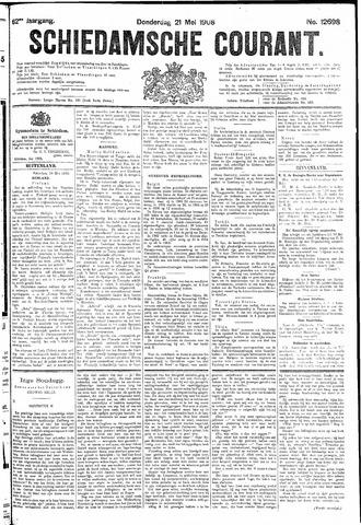Schiedamsche Courant 1908-05-21