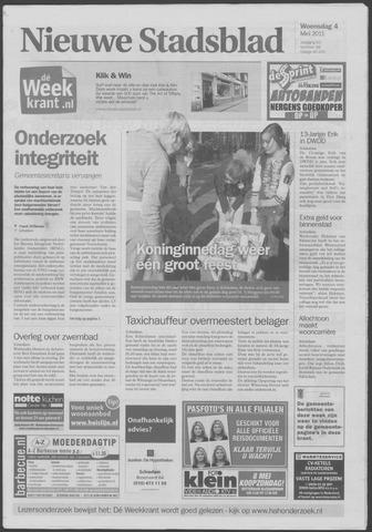 Het Nieuwe Stadsblad 2011-05-04