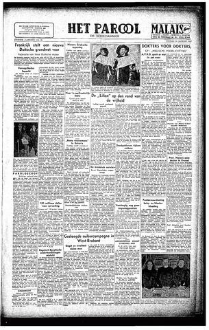 Rotterdamsch Parool / De Schiedammer 1947-01-24