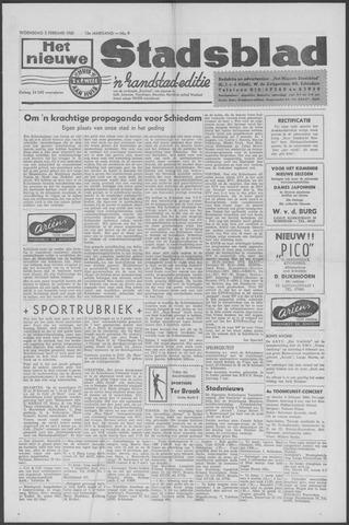 Het Nieuwe Stadsblad 1960-02-03