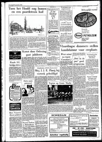 Rotterdamsch Parool / De Schiedammer 1961-09-20