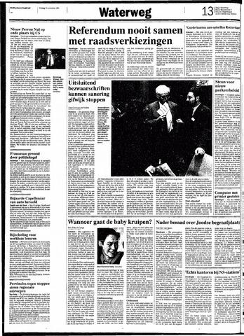 Rotterdamsch Nieuwsblad / Schiedamsche Courant / Rotterdams Dagblad / Waterweg / Algemeen Dagblad 1991-11-15