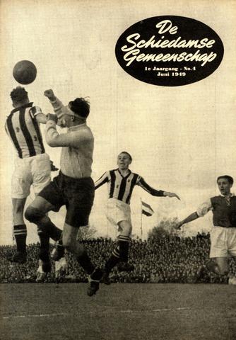 Schiedamse Gemeenschap (tijdschrift) 1949-06-01
