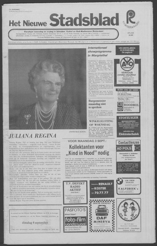 Het Nieuwe Stadsblad 1973-08-29