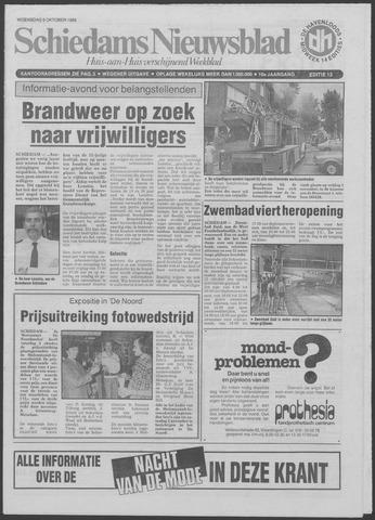 Schiedams Nieuwsblad 1985-10-09