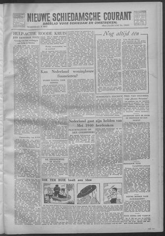 Nieuwe Schiedamsche Courant 1946-05-08