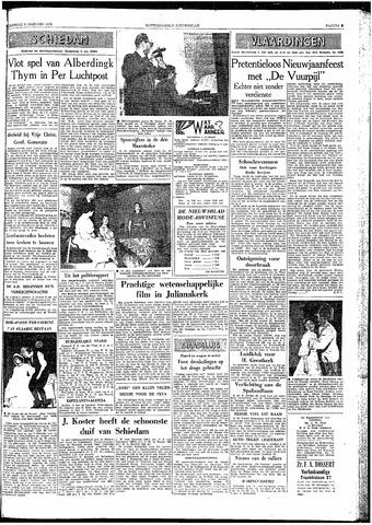 Rotterdamsch Nieuwsblad / Schiedamsche Courant / Rotterdams Dagblad / Waterweg / Algemeen Dagblad 1959-01-05