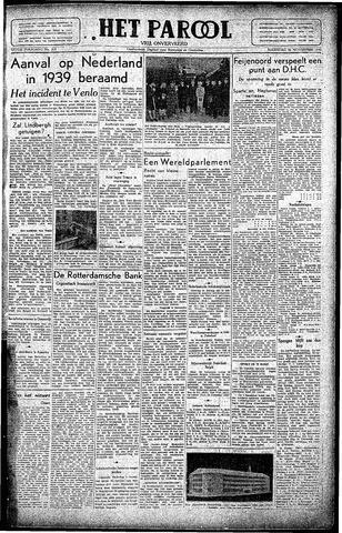 Rotterdamsch Parool / De Schiedammer 1945-11-26