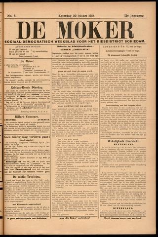 De Moker 1912-03-30