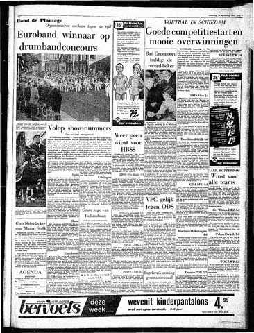 Rotterdamsch Parool / De Schiedammer 1964-09-14