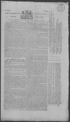 Rotterdamse Courant 1823-05-06