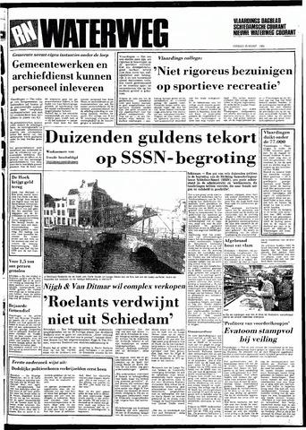Rotterdamsch Nieuwsblad / Schiedamsche Courant / Rotterdams Dagblad / Waterweg / Algemeen Dagblad 1983-03-29