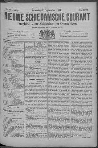 Nieuwe Schiedamsche Courant 1901-09-07