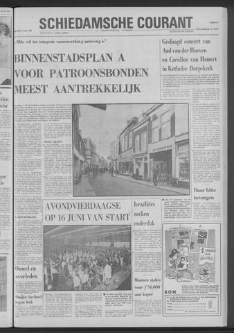 Rotterdamsch Nieuwsblad / Schiedamsche Courant / Rotterdams Dagblad / Waterweg / Algemeen Dagblad 1970-06-08