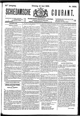 Schiedamsche Courant 1898-06-21