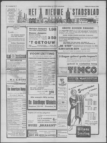 Het Nieuwe Stadsblad 1953-02-20
