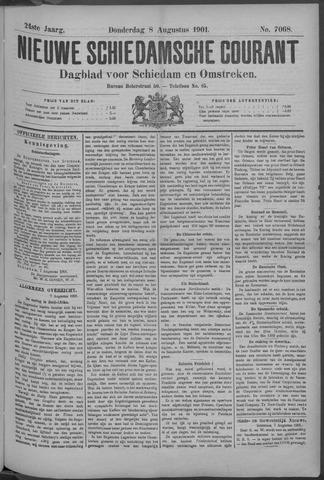 Nieuwe Schiedamsche Courant 1901-08-08