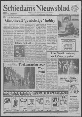 Schiedams Nieuwsblad 1980-11-19