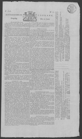 Rotterdamse Courant 1826-06-20