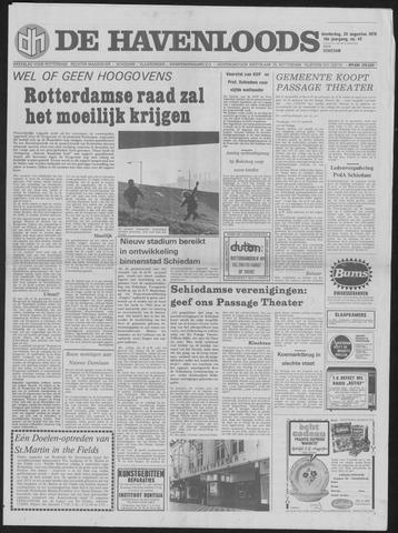 De Havenloods 1970-08-20