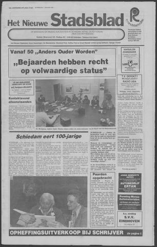 Het Nieuwe Stadsblad 1981-01-07