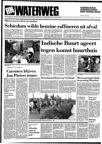 Rotterdamsch Nieuwsblad / Schiedamsche Courant / Rotterdams Dagblad / Waterweg / Algemeen Dagblad 1987-06-02