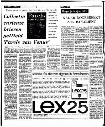 Rotterdamsch Parool / De Schiedammer 1966-07-11
