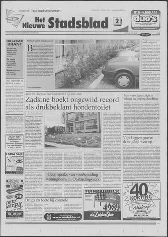 Het Nieuwe Stadsblad 2001-04-05