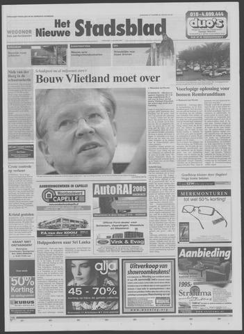 Het Nieuwe Stadsblad 2005-01-12