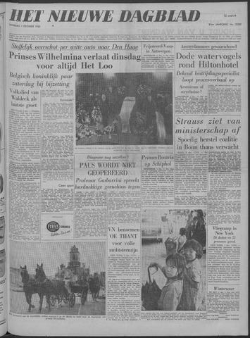 Nieuwe Schiedamsche Courant 1962-12-01